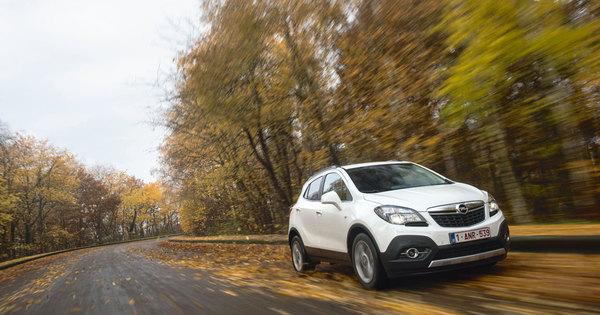 Test Opel Mokka 1 4 Turbo 4x4 Bakje Troost Autowereld