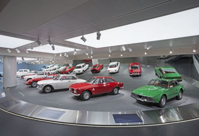 Les musées automobiles : les musées italiens – 2e partie #1