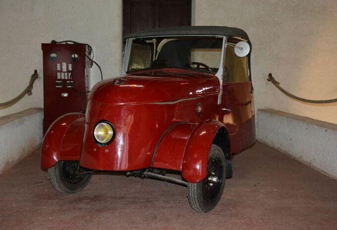 Photos Musées automobiles : Musée Maurice Dufresne (Azay-le-Rideau ...