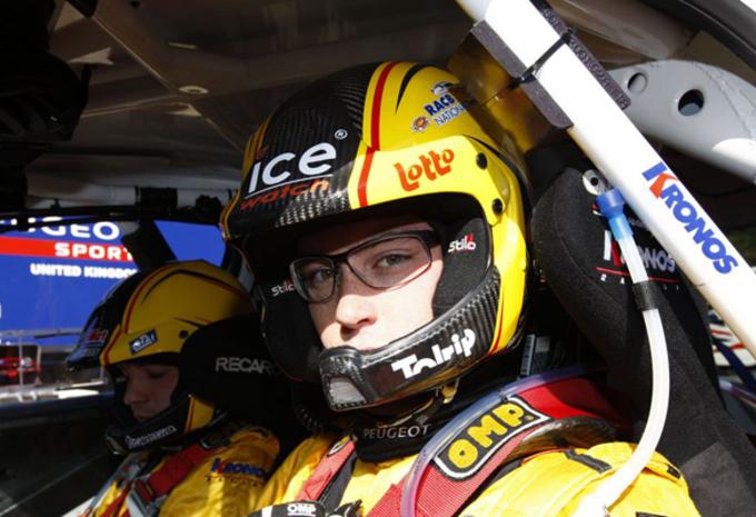 LOON NAAR WERKEN: Neuville in WRC met DS3 #1