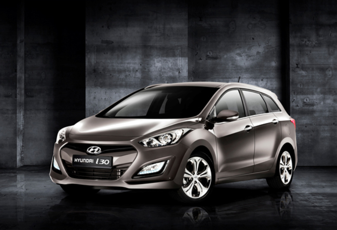 ALS BREAK: Hyundai i30 Wagon #1