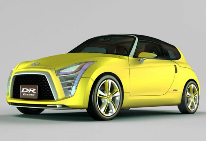 STORM: Daihatsu Ayla GT Concept en zo... #1