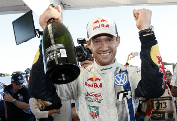 Sébastien Ogier pakt tweede WRC-titel met zege in Spanje #1