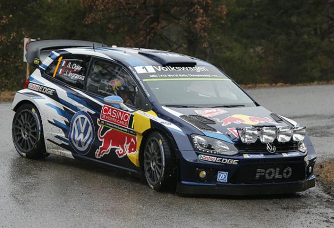 Rally van Monte Carlo: Ogier wint, Neuville nog knap vijfde #1