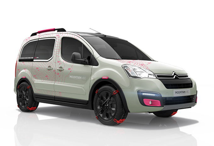 Citroën Berlingo Mountain Vibe gaat nieuw productiemodel vooraf #1