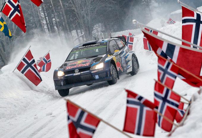 Ogier wint ook rally van Zweden, 'vliegende' Neuville heel knap tweede #1