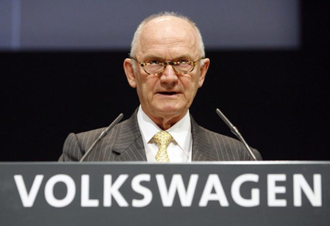 VW-opperhoofd Ferdinand Piëch neemt ontslag! #1