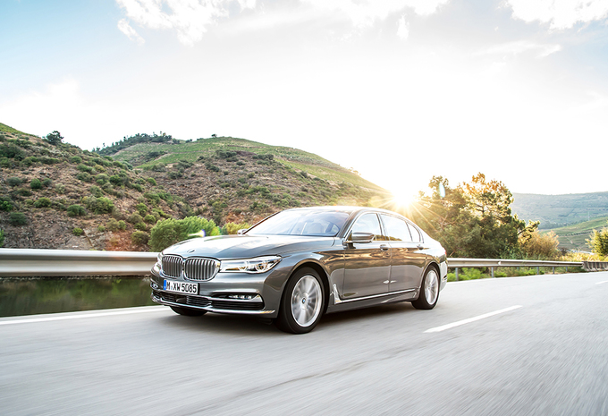 BMW 730d (2015) #1