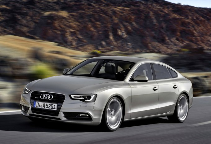 audi a5 sportback 3 0 tfsi 200kw s tronic quattro s line 2016 prix moniteur automobile. Black Bedroom Furniture Sets. Home Design Ideas