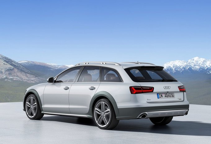 audi a6 allroad quattro 3 0 tdi 160kw s tronic quattro 2018 prix moniteur automobile. Black Bedroom Furniture Sets. Home Design Ideas