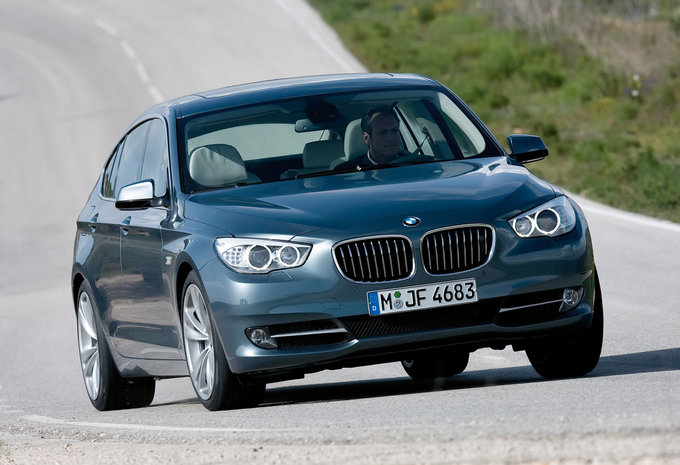 bmw s rie 5 gran turismo 530d xdrive 2009 prix moniteur automobile. Black Bedroom Furniture Sets. Home Design Ideas