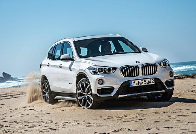 BMW X1 : aller de l'avant #1