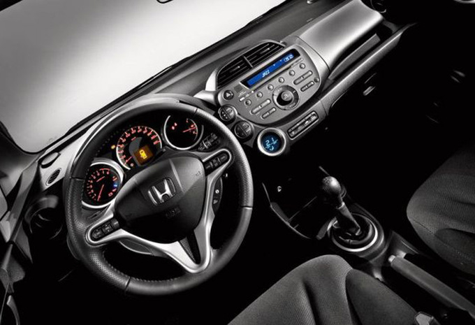 honda jazz sport edition 2008 prix moniteur automobile. Black Bedroom Furniture Sets. Home Design Ideas