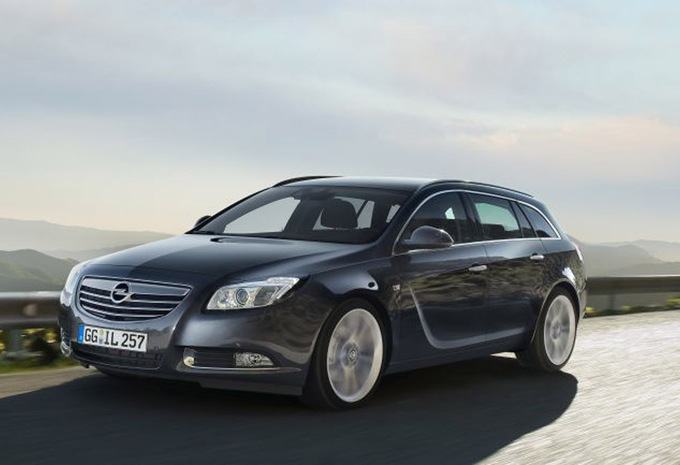 opel insignia 5p 2 0 cdti 130 ecoflex cosmo 2009 prix. Black Bedroom Furniture Sets. Home Design Ideas