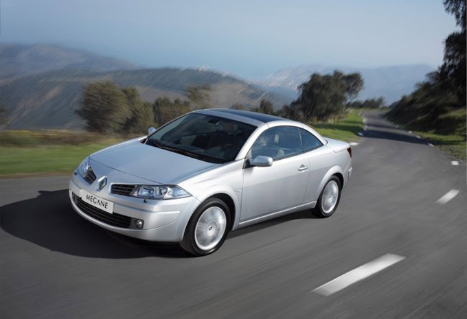 Renault m gane coup cabriolet 1 9 dci 130 exception 2003 - Essai megane coupe dci 130 ...