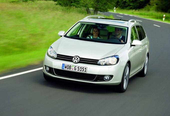 volkswagen golf variant 1 9 tdi bluemotion 2007 prix moniteur automobile. Black Bedroom Furniture Sets. Home Design Ideas