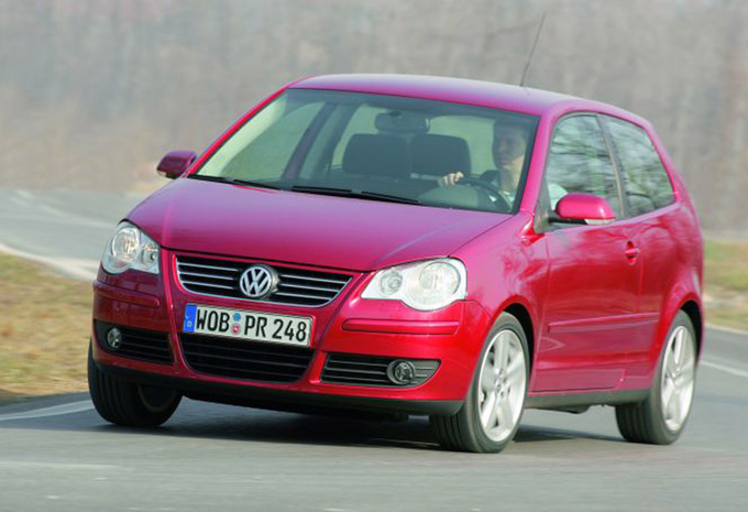 volkswagen polo 3p 1 2 70 trendline 2005 prix moniteur automobile. Black Bedroom Furniture Sets. Home Design Ideas