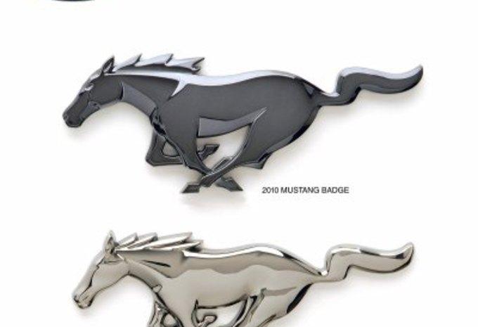 Nieuw Mustang Logo Autogids