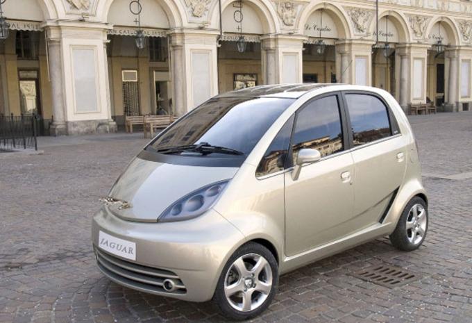 Tata Nano vendue comme Jaguar  #1