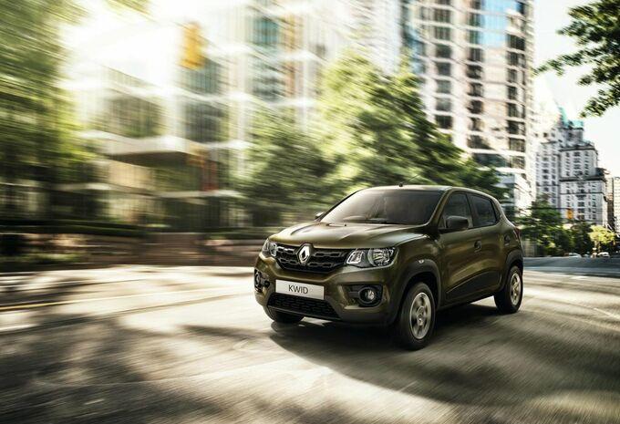 Renault Kwid : le mini SUV low-cost #1