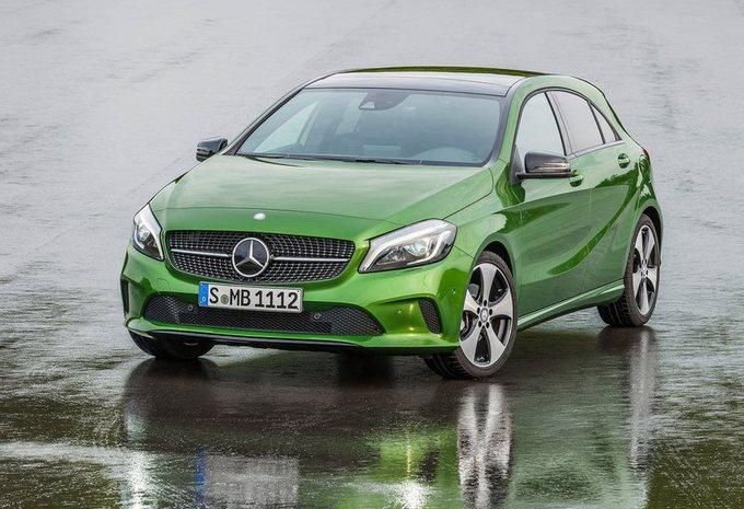 Mercedes Classe A : restylage stratégique #1