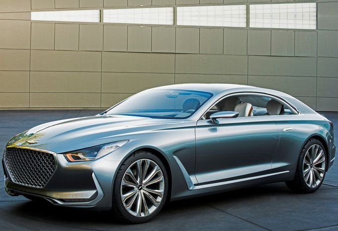 Hyundai Vision-G Concept : genèse au musée #1