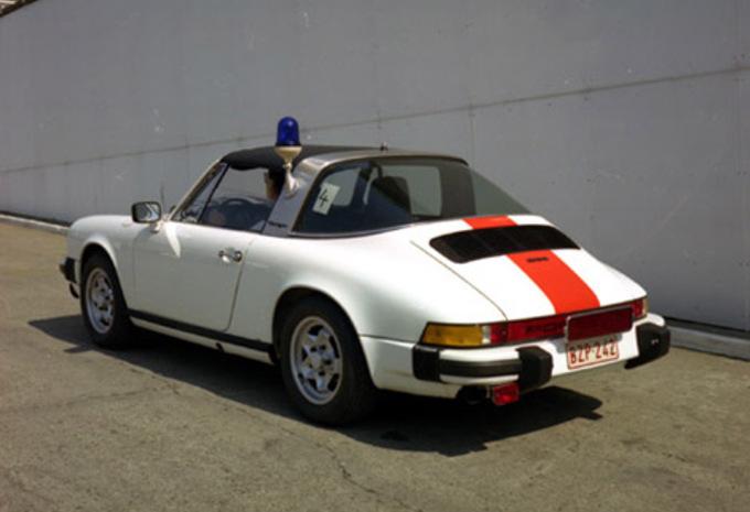 50 jaar Porsche Targa in Autoworld #1