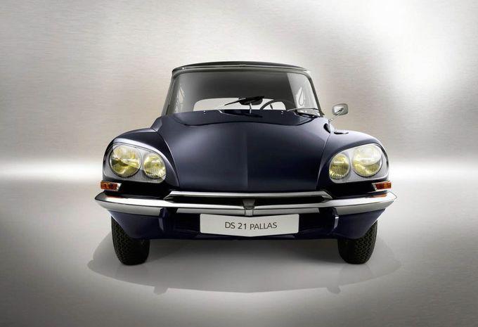 Citroën DS : 60 ans aujourd'hui #1