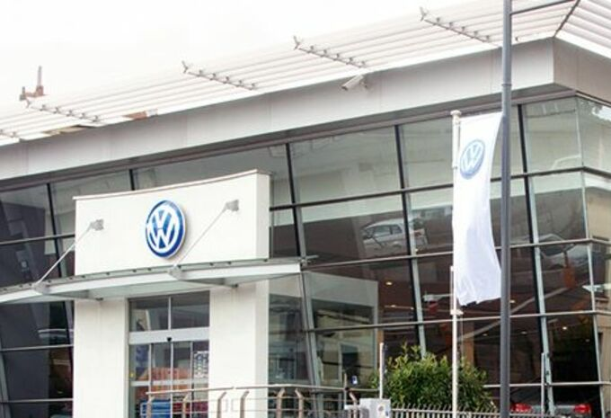 Volkswagen-affaire gaat D'Ieteren 2 miljoen euro kosten #1