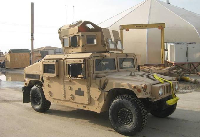 GM: un 4x4 furtif à hydrogène pour l'armée américaine #1