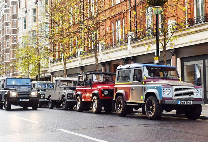 Futur Land Rover Defender: 5 variantes, pas moins #1