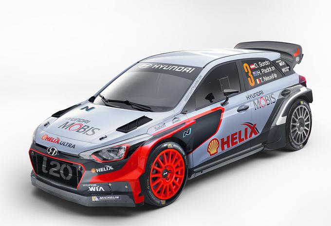 Dit is de Hyundai i20 waarmee Thierry Neuville opnieuw moet winnen! #1