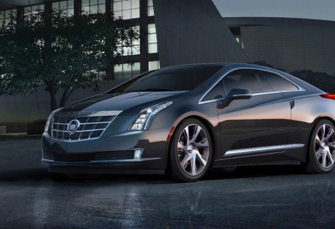 Cadillac ELR: geflopt #1