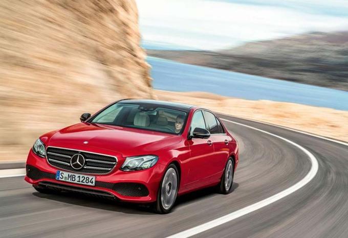 Mercedes Classe E : tous les détails #1