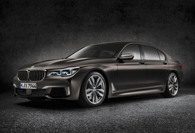 BMW M760Li xDrive : on pourrait dire M7 #1