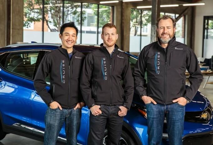 Cruise Automation gekocht door General Motors #1