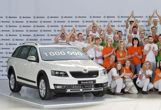 Škoda Octavia: Tsjechische parel #1