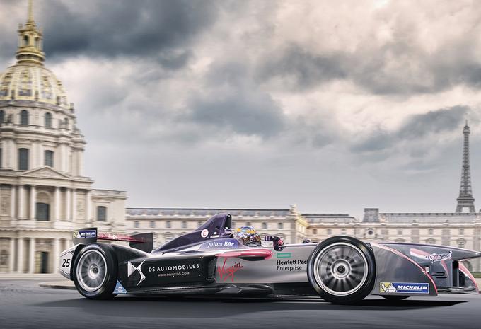 Elektrische Formule E raast straks door hartje Parijs #1
