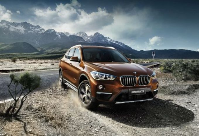 BMW X1 à empattement long #1