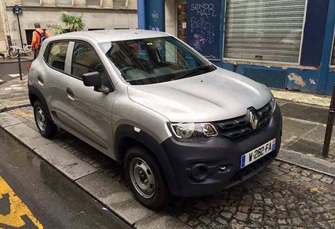 Renault Kwid : aussi en Europe ? #1