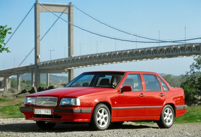 La Volvo 850 a 25 ans #1