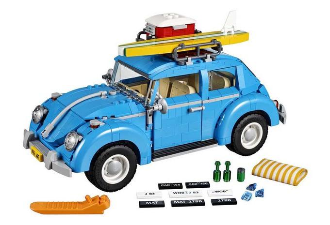 Lego: Kever Type 1 #1