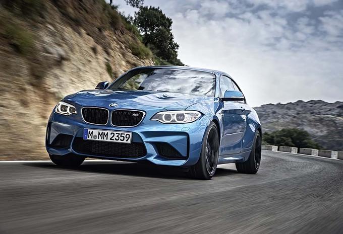 BMW: binnenkort een M2 CSL #1