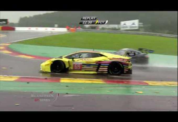 Revivez la fin de course chaotique des 24 H de Spa à Francorchamps #1