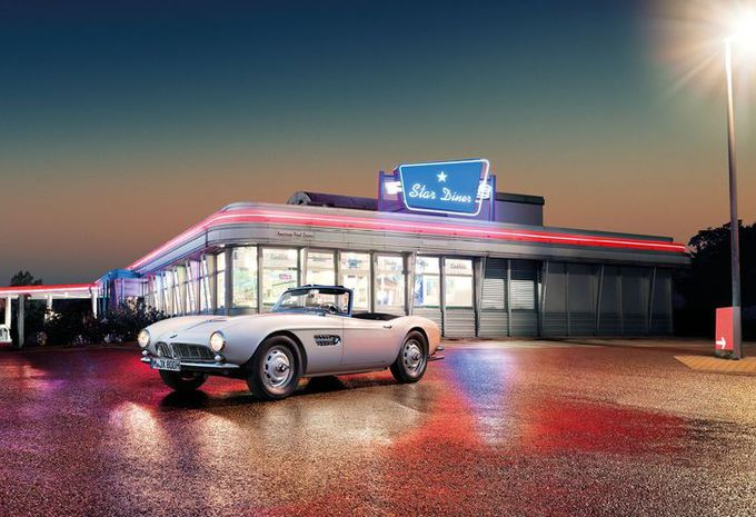 la bmw 507 d elvis de retour moniteur automobile. Black Bedroom Furniture Sets. Home Design Ideas