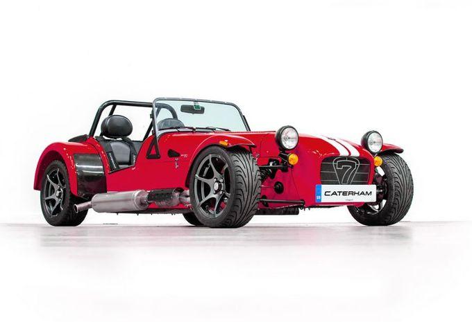 Caterham 310R krijgt er 20 pk bij #1