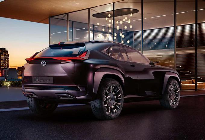Lexus UX Concept : fin de vie annoncée pour la CT200h ?   #1