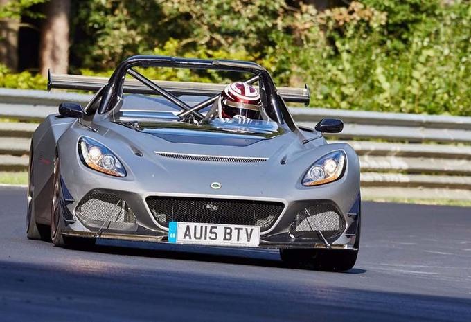 Lotus 3-Eleven : Pourra-t-elle battre la 918 Spyder sur le Ring ? #1