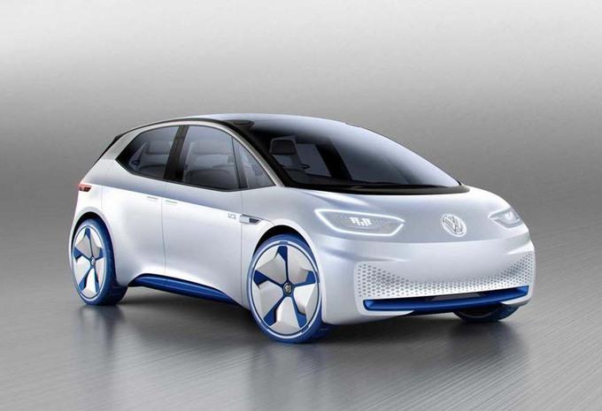 Volkswagen I.D. Concept: alle details #1