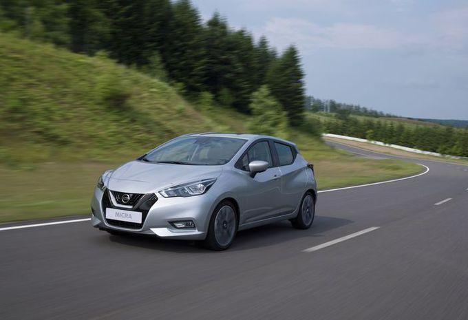 Nissan Micra : 5e génération à Paris #1